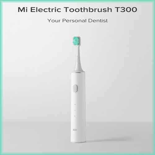 Xiaomi introduces new Mi Electric Toothbrush T300 priced at INR 1299