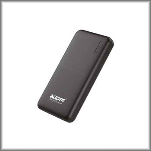 KDM launches 10X Power bank