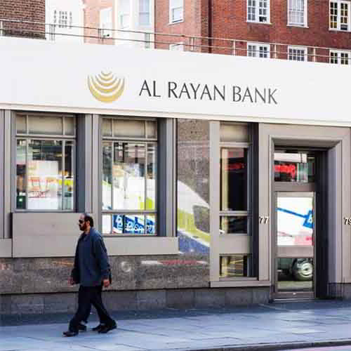 Why Al Rayan Bank shut down online banking?