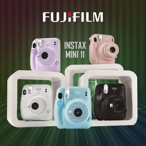 Fujifilm India introduces latest variant to its instant range - 'Instax Mini 11'
