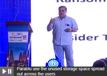 Anand Prahlad, President and CEO, Parablu, Inc