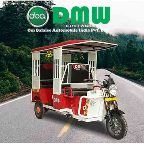 DMW e-rickshaw restrained from using the mark by Delhi High Court