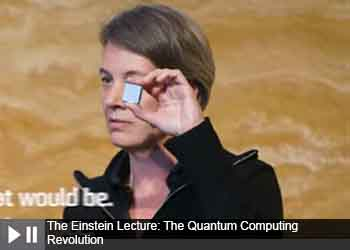 The Einstein Lecture: The Quantum Computing Revolution