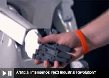 Artificial Intelligence: Next Industrial Revolution?
