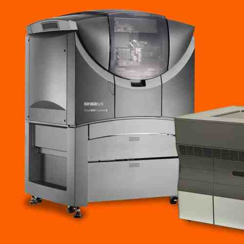 Stratasys introduces J55 3D printer for full-colour 3D printing
