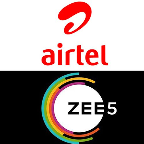 Zee5 inks strategic collaboration with Airtel