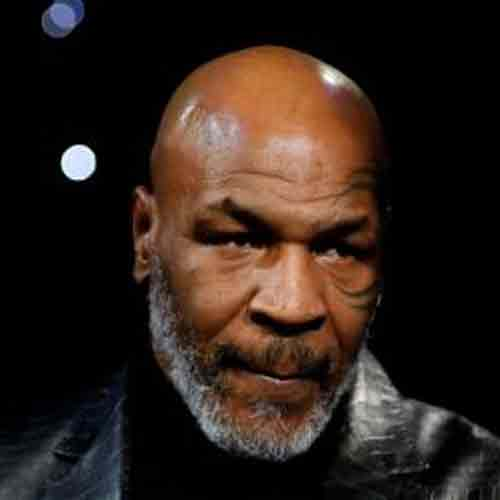 """I feel unstoppable now"": Mike Tyson"