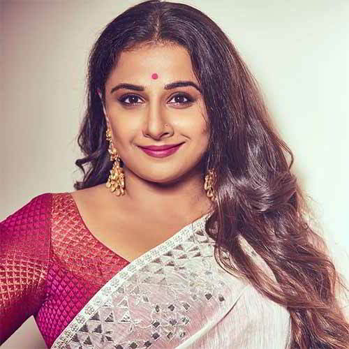 Vidya Balan says her co star ignored her on the first day of the shoot