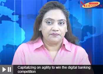 Capitalizing on agility to win the digital banking competition