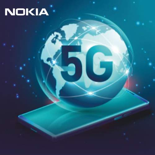Nokia gains 400 mn Euros of 5G deal from Taiwan Mobile