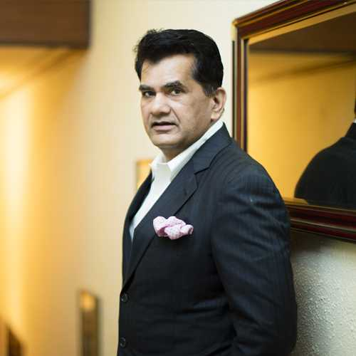 "All apps released in India must ensure ""Data Integrity"": Amitabh Kant"