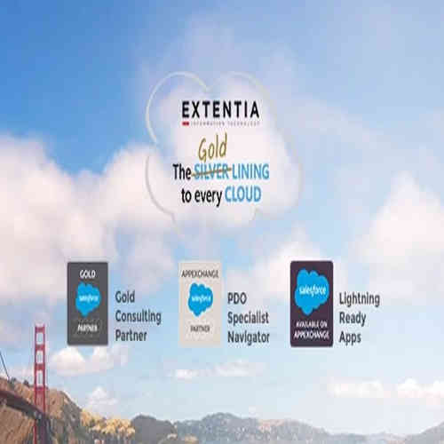 Extentia with fivestar* to bring Salesforce Solutions