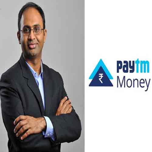 Paytm Money chairs Sridhar as CEO, ropes in Amit Kapoor as CFO & VP