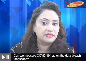 Can we measure COVD-19 had on the data breach landscape?