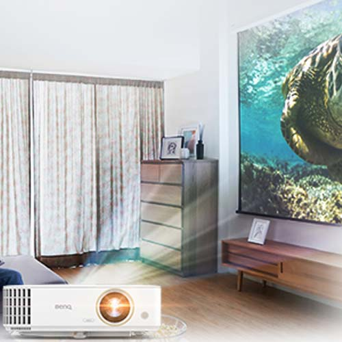 BenQ launches a new Home Entertainment Projector TH585 in India