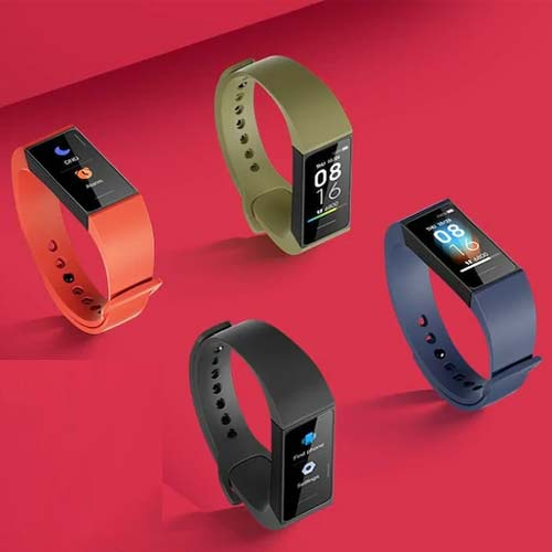 RedMi debuts its smart band in India