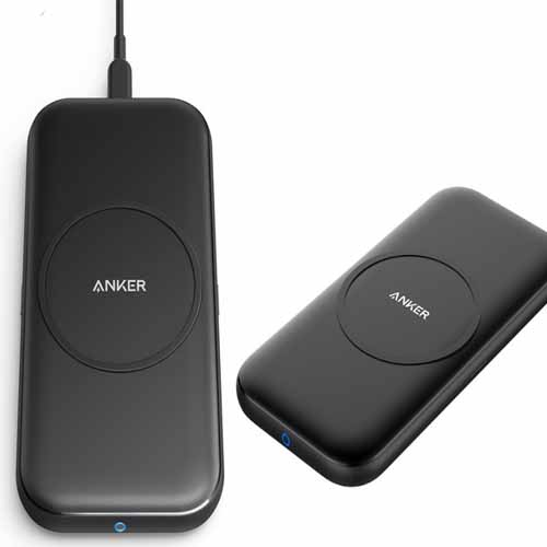 Anker launches wireless charger with 10W fast charge mode