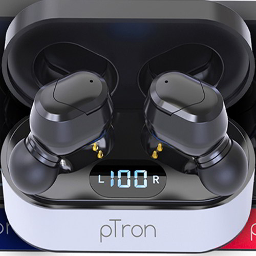 pTron brings first Make in India TWS earbuds