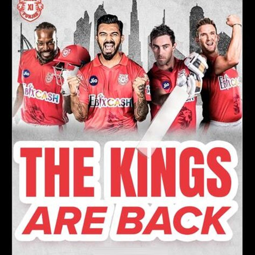 Tech Mahindra and Kings XI Punjab to 'Bring Fans Closer to the game' Amidst COVID-19