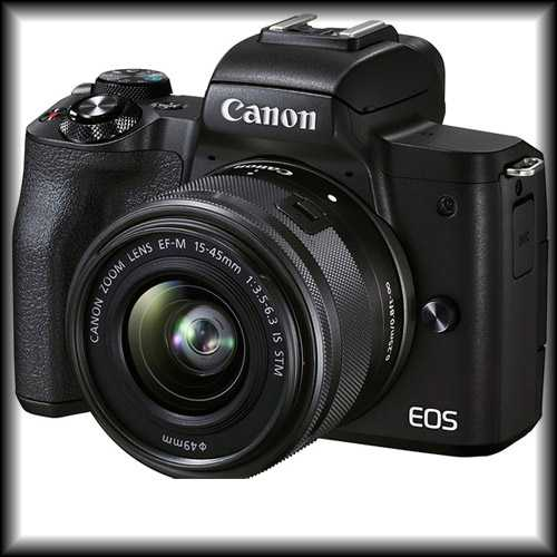 Canon brings EOS M50 Mark II to make videos & still view dynamic