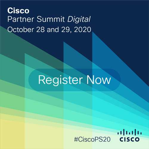 Cisco announces Simplified Partner Program, new Platforms and Solutions at Partner Summit 2020