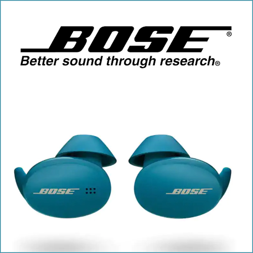 Bose unveils QC earbuds sport ear buds & frames in India