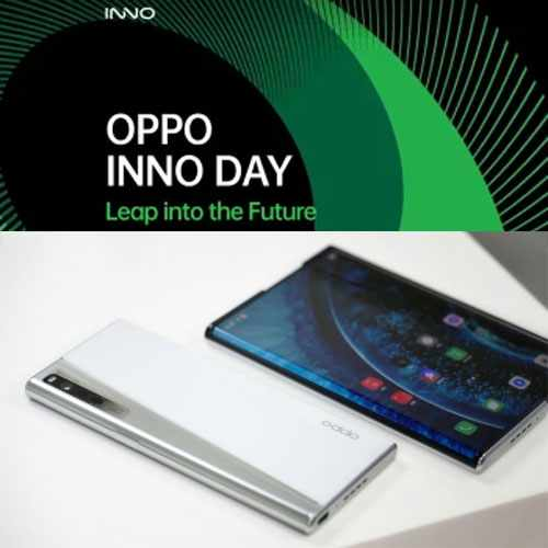 Three OPPO concept products showcased at INNO DAY 2020