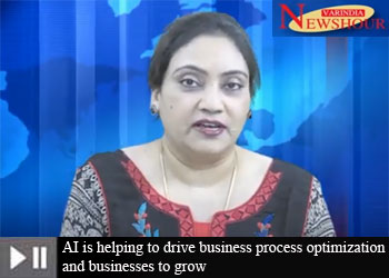 AI is helping to drive business process optimization and businesses to grow