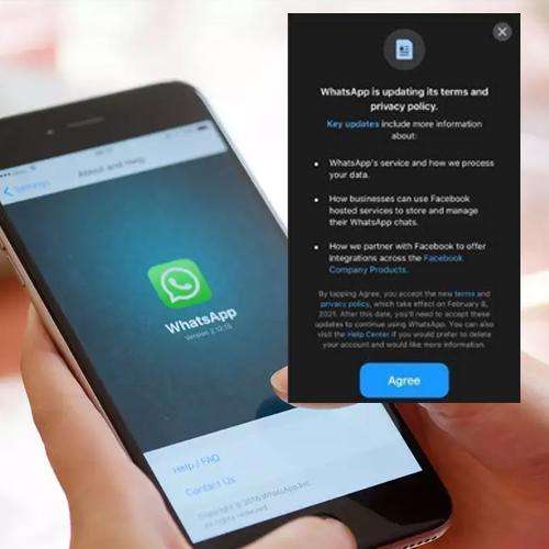 issuing clarification WhatsApp says policy update doesn't affect privacy of messages