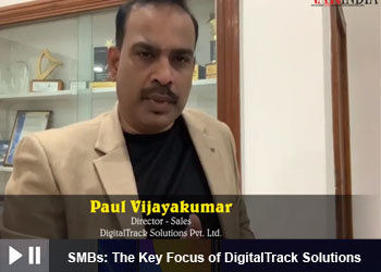 Paul Vijayakumar - Director - Sales At DigitalTrack Solutions Pvt. Ltd.