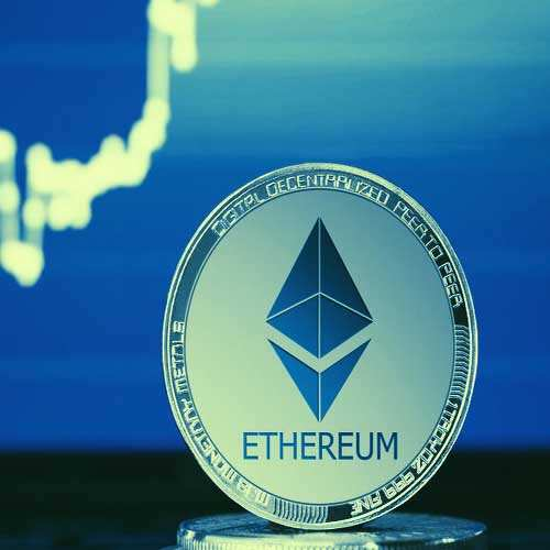 Ethereum hits record $1,918, surges 160% this year