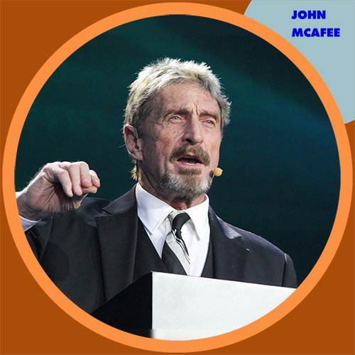 McAfee founder, John McAfee caught for cryptocurrency fraud