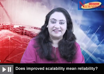Does improved scalability mean reliability?
