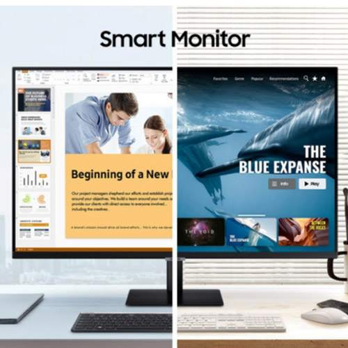 Samsung unveils 'Do-It-All' Smart Monitor