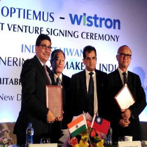 Optiemus buys out Wistron stake in manufacturing JV