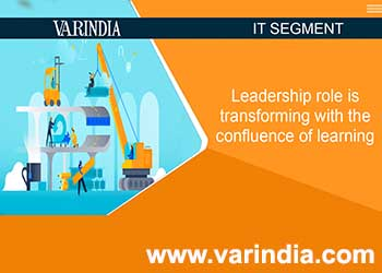 Leadership role is transforming with the confluence of learning